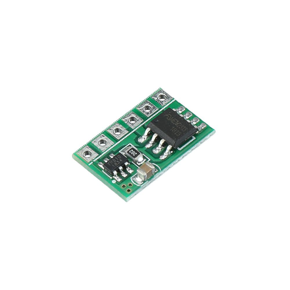 20pcs IO15B01 6A DC 3V 3.3V 3.7V 5V Electronic Switch Latch Bistable Self locking Trigger Module Board for LED Motor Driver Solar Lithium Battery
