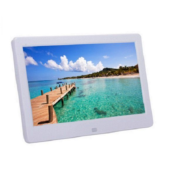 10 Inch TFT LCD Intelligent Cloud Digital Photo Frame With Remote Control