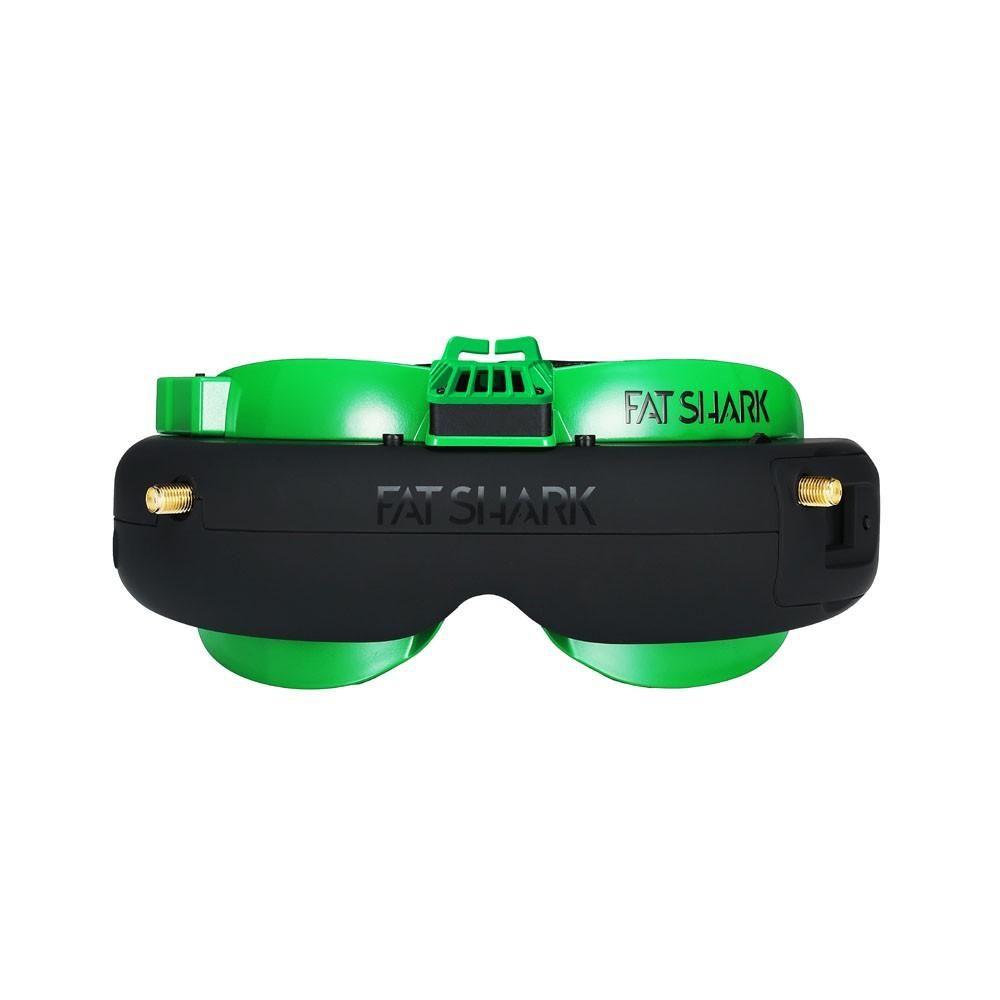 Fatshark Attitude V5 OLED FPV Goggles 5.8Ghz True Diversity RF Support DVR AV IN/OUT for RC Drone
