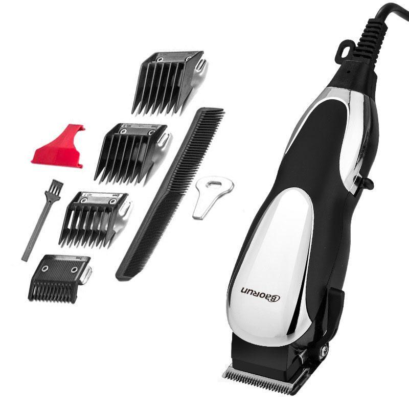 BaoRun F2 Pro Electric Hair Clipper Beard Shaver Trimmer Grooming Sharp Blade Low Noise 220V