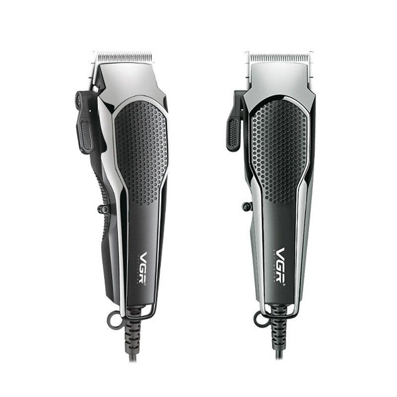 VGR Hair Clippers Kit Rechargeable Hair Cut Trimmer Hair Cutting Clipper Beard Hair Trimmer For Men EU Plug V 095