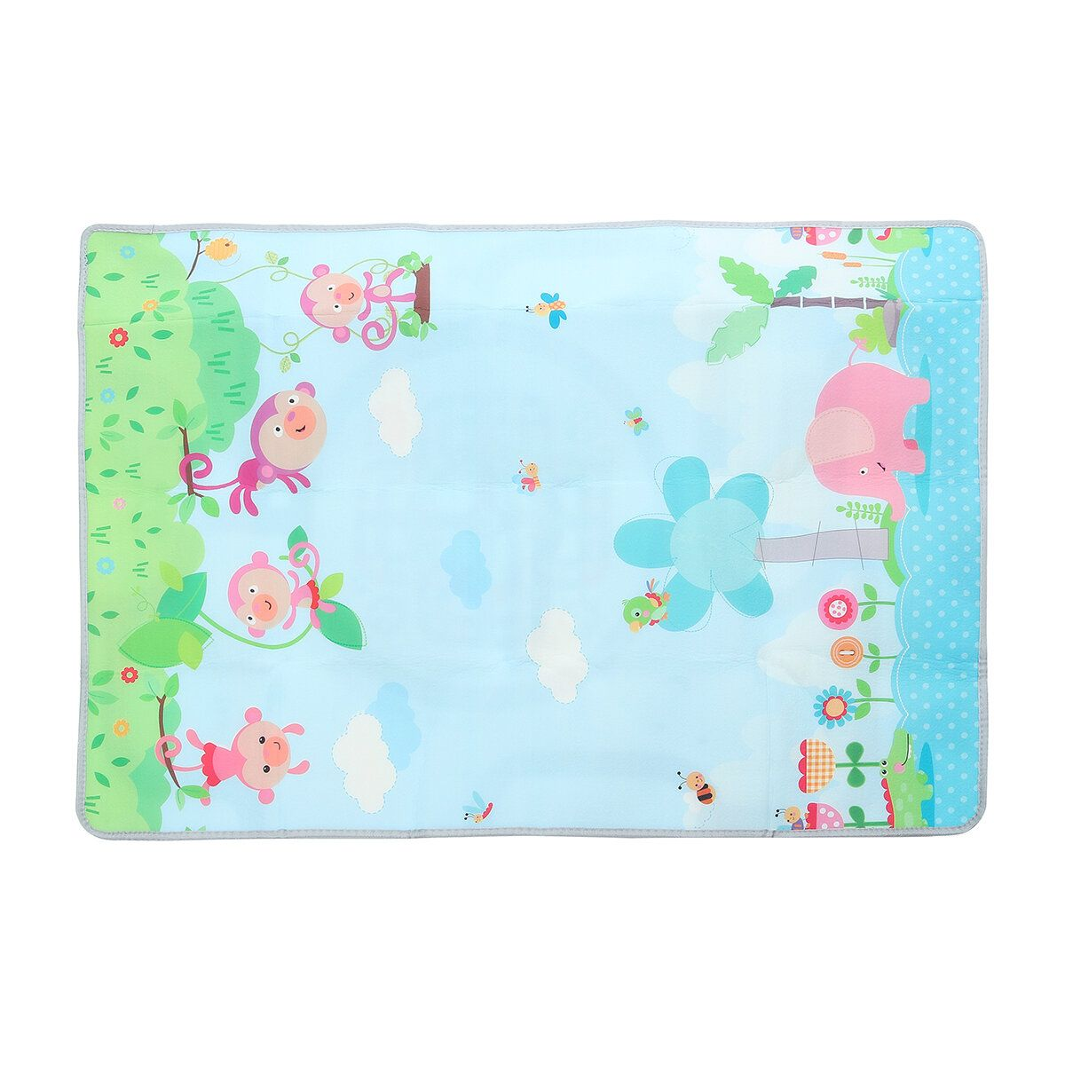 Baby Crawling Thick Play Cover Mat Game Rug Waterproof Floor Carpet Playing Mat