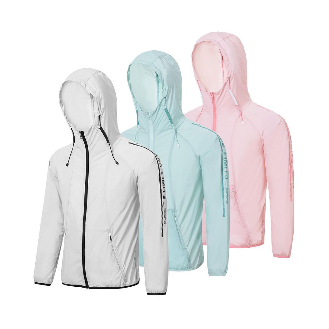 ZENPH Sun proof Clothing Men Woman Running Camping Outdoor Sports Summer Sun Protection Quick Drying Anti UV Lightweight Sun Proof Coats From Xiaomi Youpin