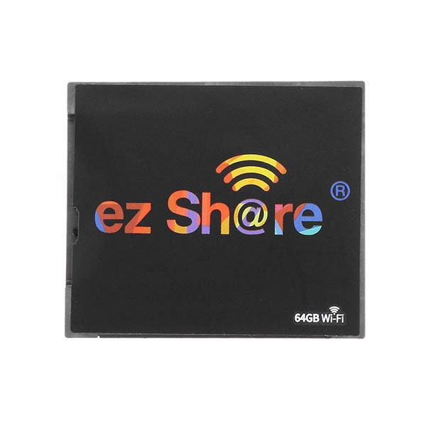 EZ Share WIFI 64GB C10 WIFI Switch CF Memory Card for Camera