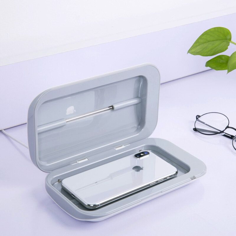 UV Sterilizer Toothbrush Jewelry Mobile Phone UV Sterilizer Box Household Cosmetic Sterilizer