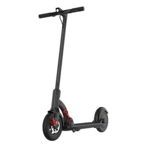 NEXTDRIVE N 4A 36V 7.8Ah 350W 8.5inch Black Folding Electric Scooter 26km/h Top Speed 30km Mileage Range Double Brake System Waterproof Scooter Max Load 100kg