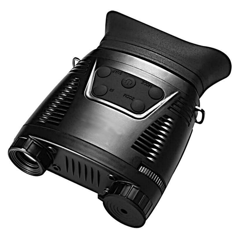 Moge 3.5 7x21 640X480 720P Infrared Video Record Night vision Binoculars