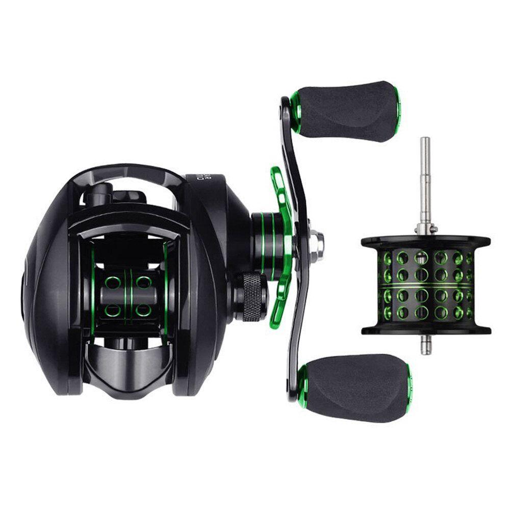 Xmund XD CF3 8.1: 1 12+1BB Fishing Reel Max Drag 8kg Left/Right Hand Reel Fishing Tools