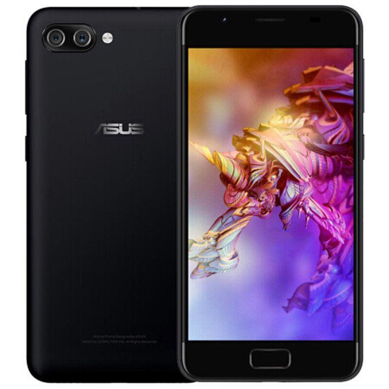 ASUS ZenFone 4 Max X00KD 5.0 Inch 4100mAh 3GB RAM 32GB ROM MT6737 1.25 GHz Quad Core 4G Smartphone