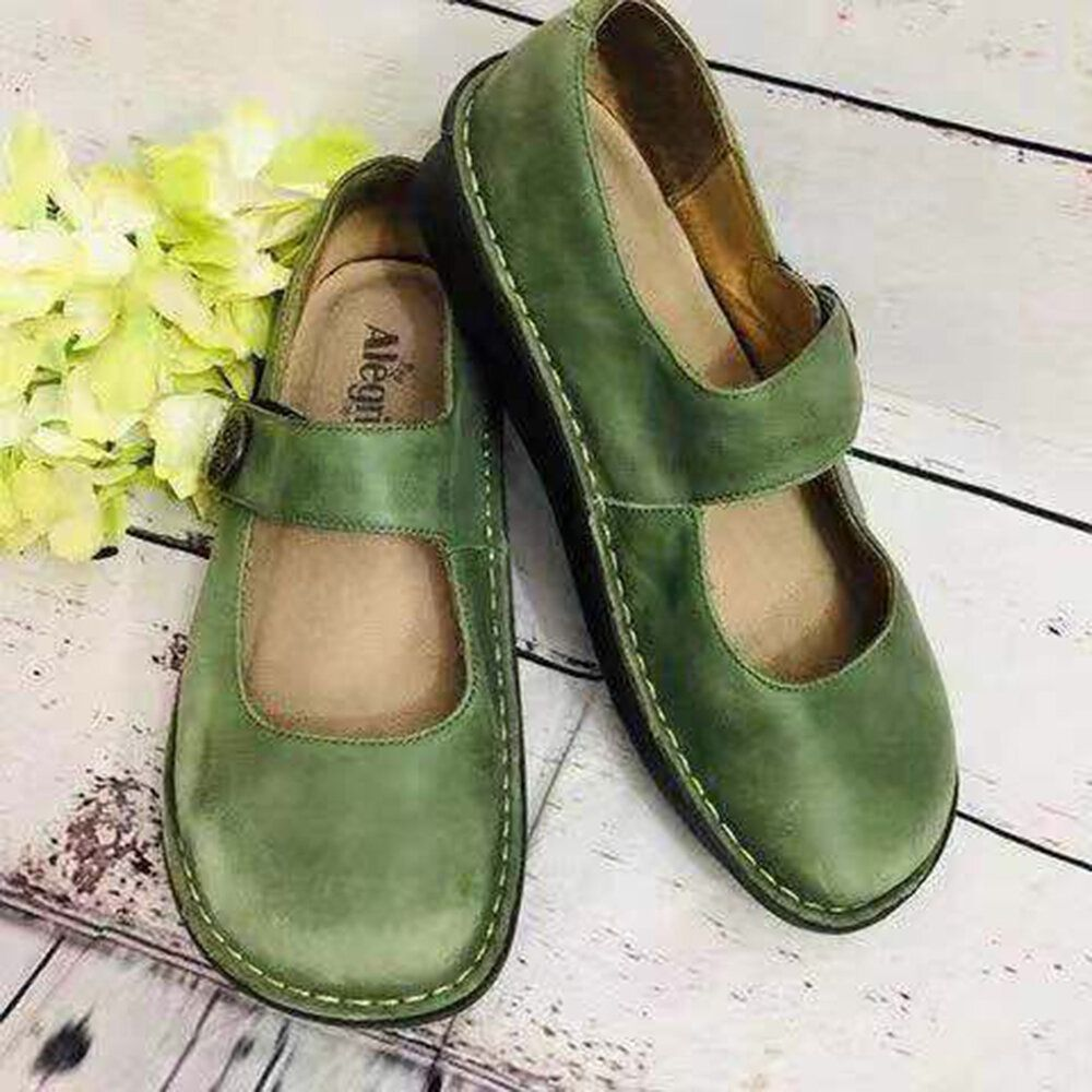 Women Plus Size Comfy Casual Spring Flat Loafers
