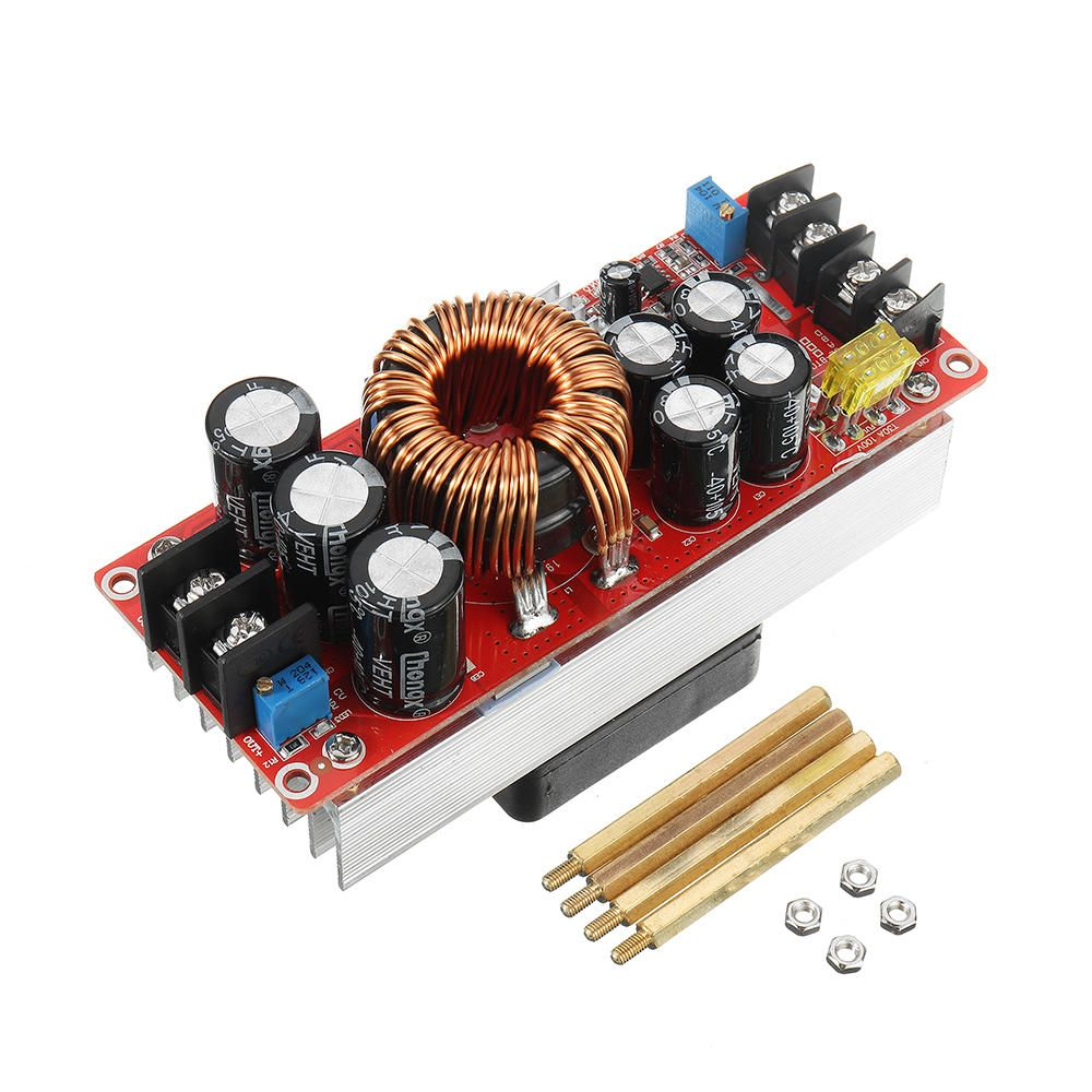 1500W 30A DC DC Boost Converter Step Up Power Supply Module Constant Current