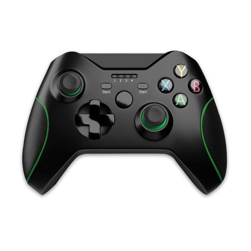 DATA FROG 2.4G Wireless Game Controller Gamepad for Xbox One PS3 Android Smartphone Joystick for Win PC 7/8/10