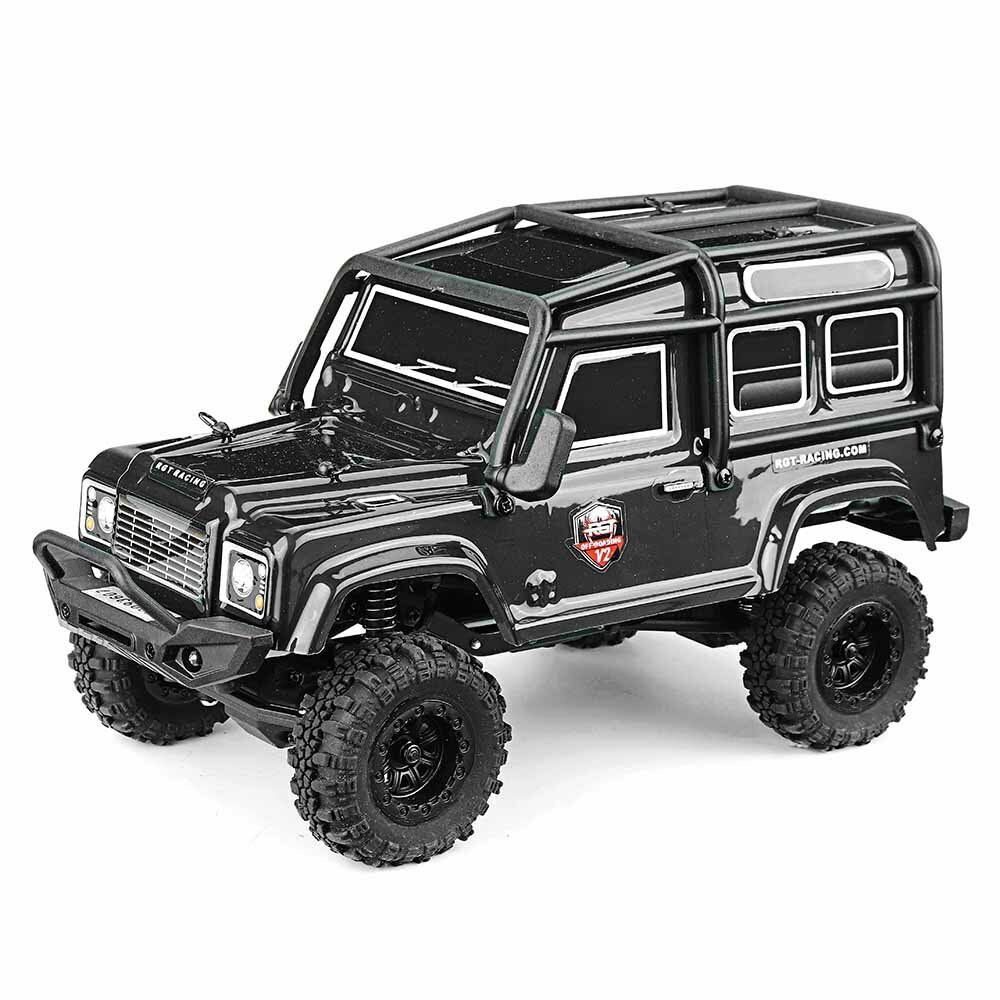 RGT 136240 V2 1/24 2.4G RC Car 4WD 15KM/H Vehicle RC Rock Crawler Off road
