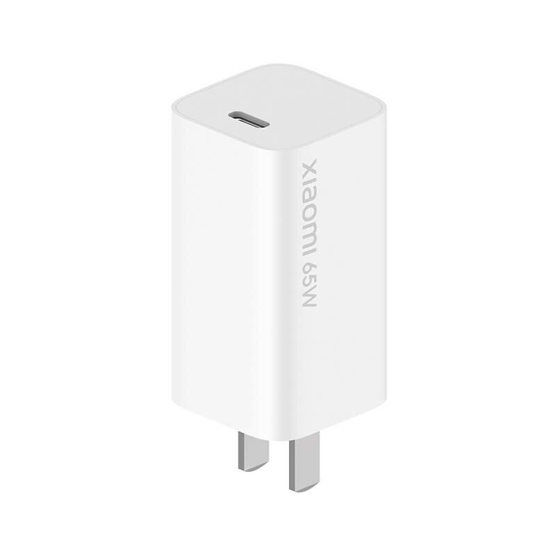 Original Xiaomi Mi GaN Charger 65W AD65G Type C USB Charger for Mi10 Pro Mi Laptop Notebook Macbook Air MateBook iPhone 11 Pro