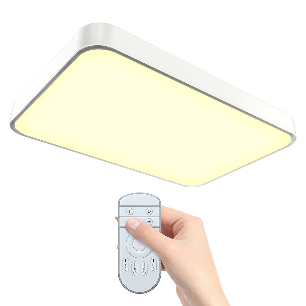 DIGOO DG MD102 AC185 265V 48W Stepless Dimming Color Temperature Adjustable Remote Control Ultra thin Ceiling Light