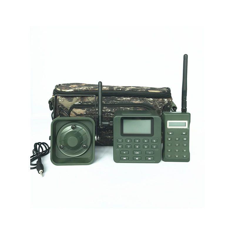 BIRDKING BK1528B 200dB 200Sounds 500m Remote Control Bird Speaker 2.5Inch LCD Display Hunting Loud Speaker Bird Sounder Hunting Horn