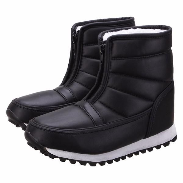 Winter Snow Boots Winter Keep Warm Waterproof Outdoor Shoes Fashion Shoes For Men And Women