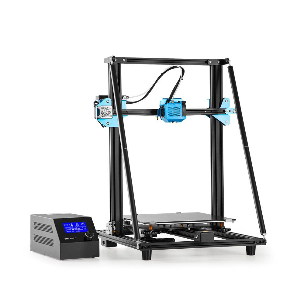 Creality 3D® CR 10 V2 3D Printer DIY Kit 300*300*400mm Print Size with TMC2208 Ultra mute Driver Support Power Resume/BL touch