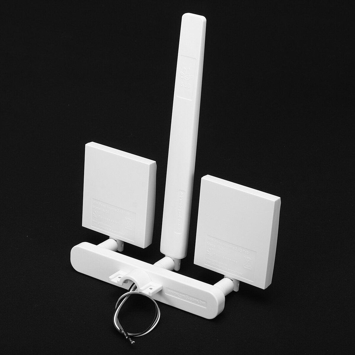 DJI Phantom 3 Standard WiFi Signal Range Extender Antenna Router Kit 10dBi Omni