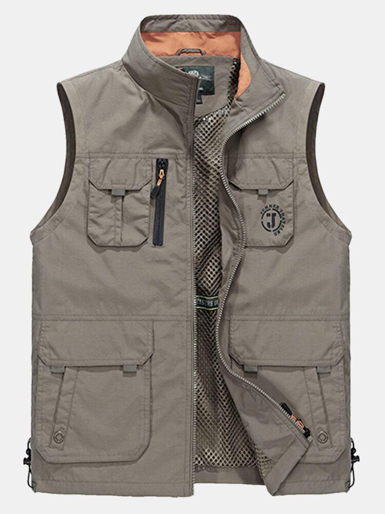 Men Outdoor Vest
