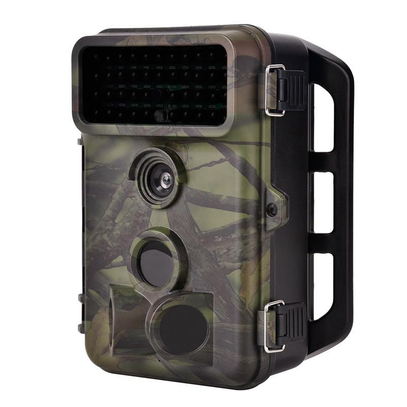ZANLURE P2 2.4 Inch 16MP 1080P PIR Sensor Night Vision Camera HD Wildlife Trail Track Hunting Camera