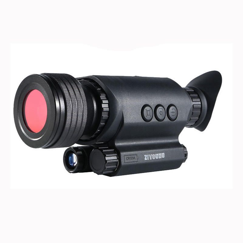 ZIYOUHU DEV GE3 6x36X 200m Tactical DV Night vision Device Infrared Handheld Monocular HD Telescope Camera Video Record