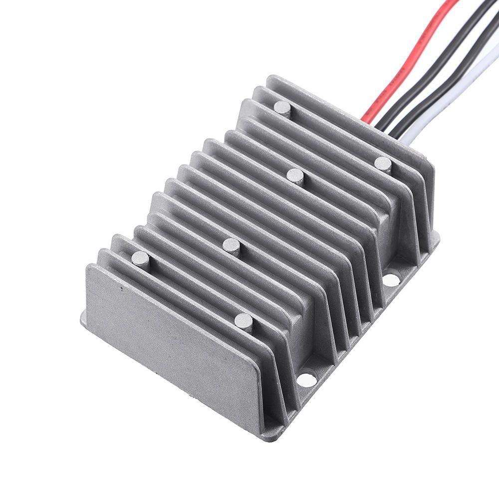 Waterproof 9 36V to 13.8V 15A Buck Regulator 12V 24V to 13.8V 207W Automatic Step up and Step Down Power Supply Module Converter