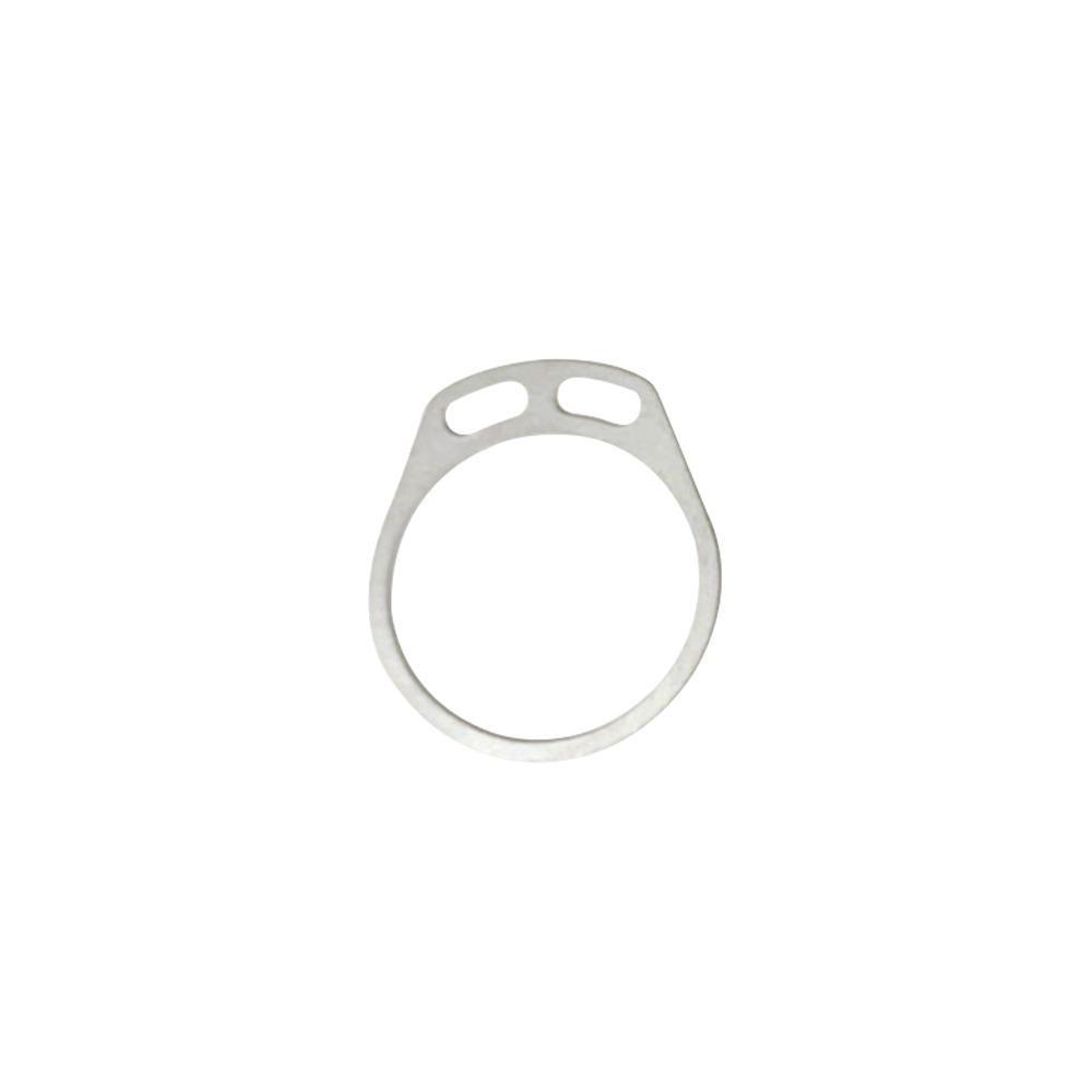 1Pcs LUMINTOP FW3A Flashlight Lanyard Ring Stainless Steel Flashlight Hanging Ring DIY Flashlight Accessories