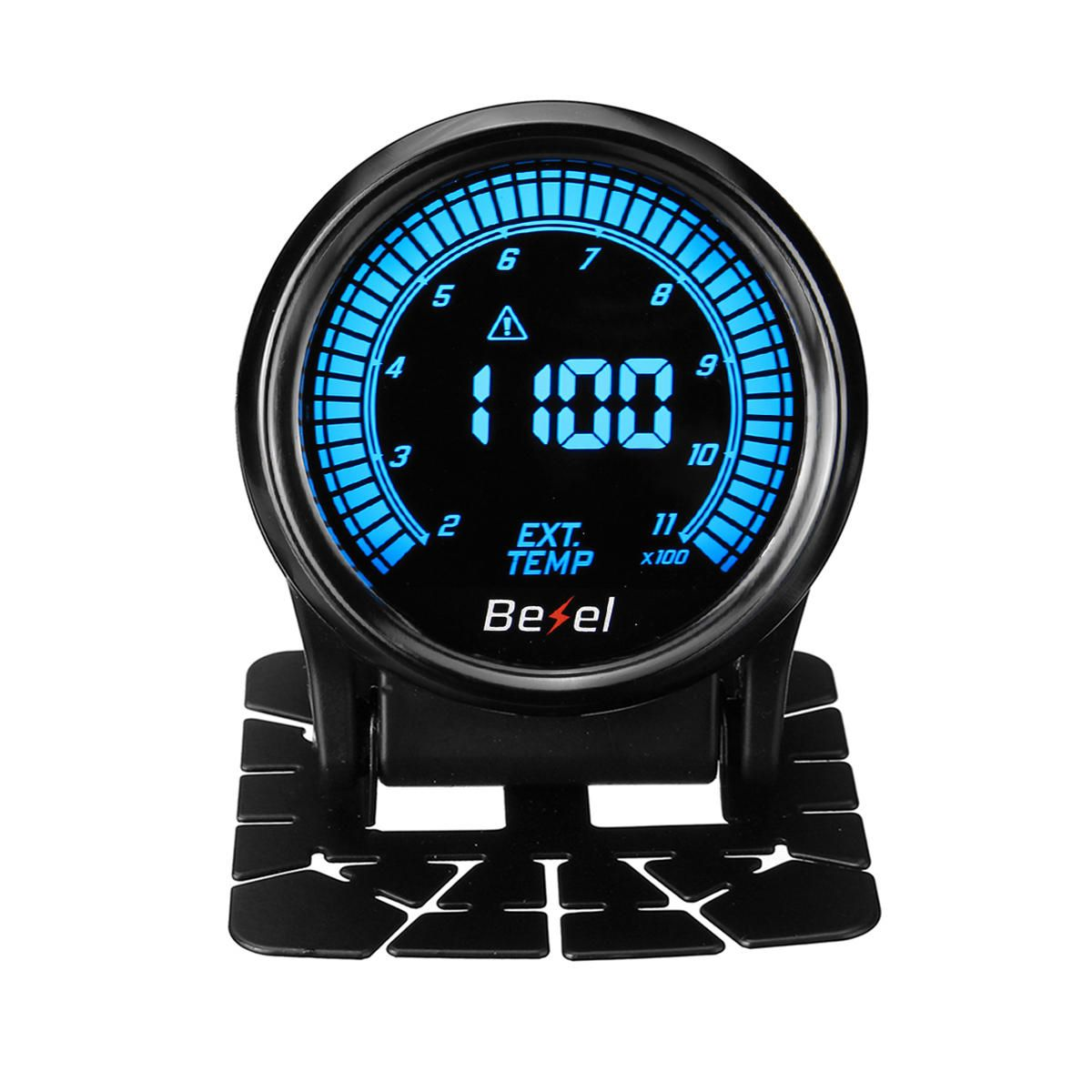 EVO 2 52mm Exhaust Gas Temp Temperature Gauge Meter Digital LED Display w/Sensor