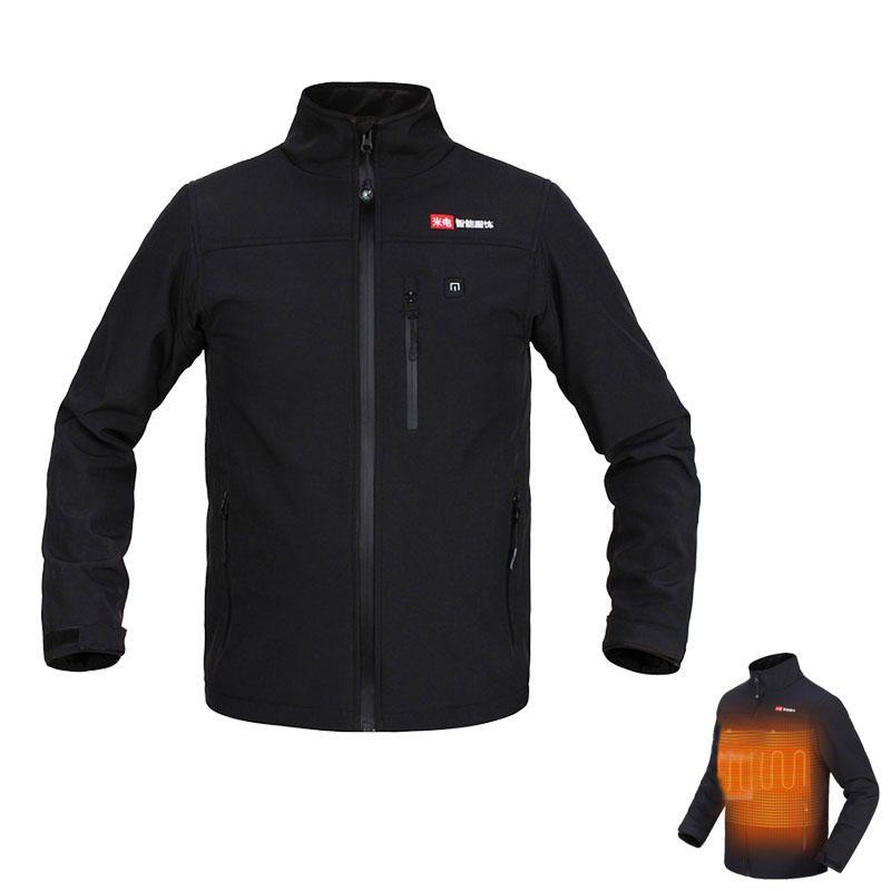 TENGOO Warm E USB Electric Charging Intelligent Heating Cotton Jacket