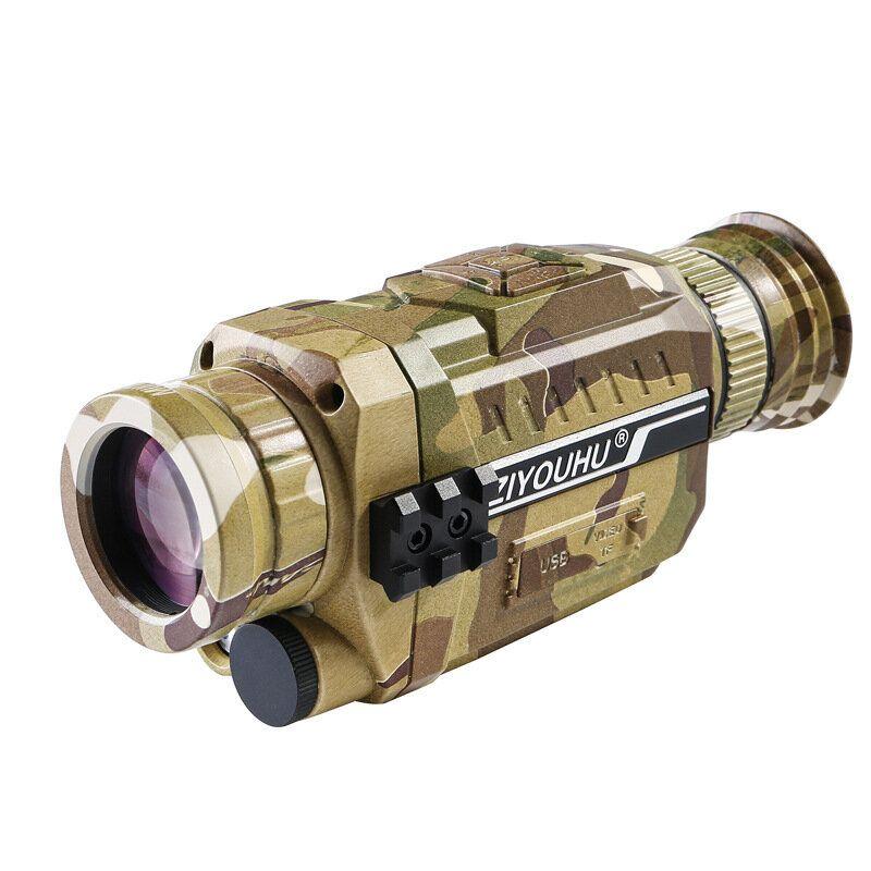 ZIYOUHU 5X35 720P HD Digital Night Vision Monocular Photo Video Infrared Hunting Telescope Hunting Camera