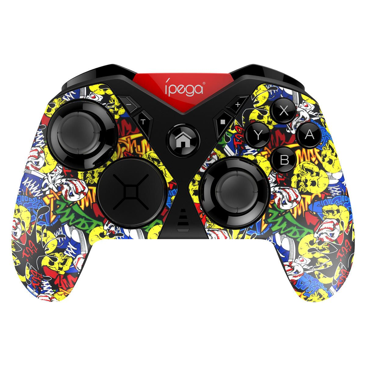 iPega PG SW001 Wireless bluetooth Game Controller Gamepad Joystick for Nintendo Switch Android Mobile Phone PC Games