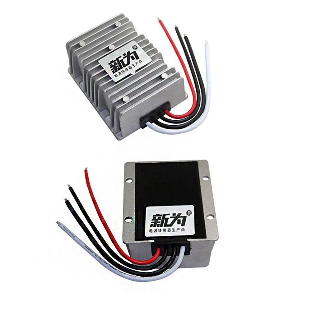 Waterproof 9 23 V to 12V 28A Buck Regulator 12V 336W Automatic Step up and Step Down Module Power Supply Module Converter for Car Power