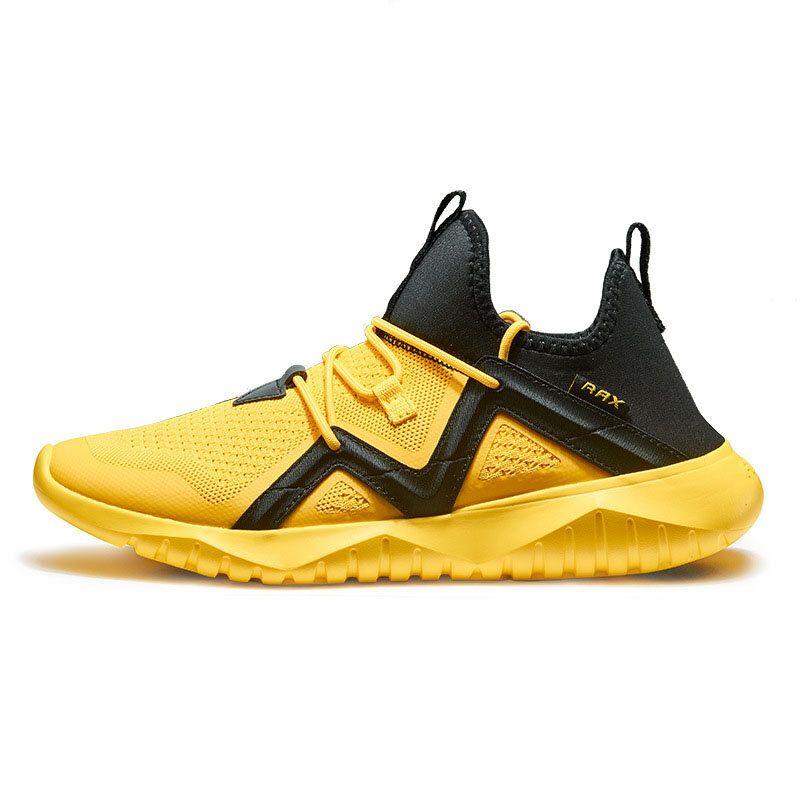 RAX Men Sneakers Trekking Ultralight Shoes Lightweight EVA Shock Absorption Sports Travel Hiking Shoes Outdoor Running Shoes From Xiaomi Youpin