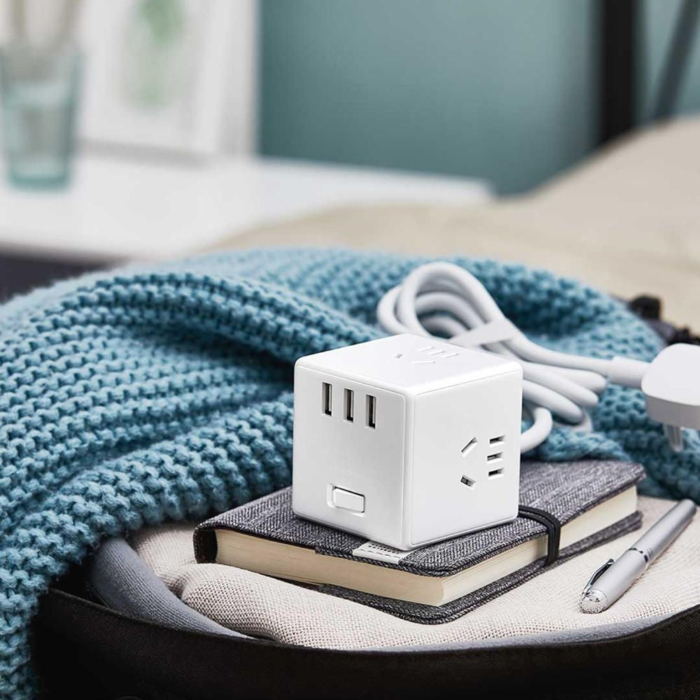 Xiaomi Magic Cube Power Strip Adapter