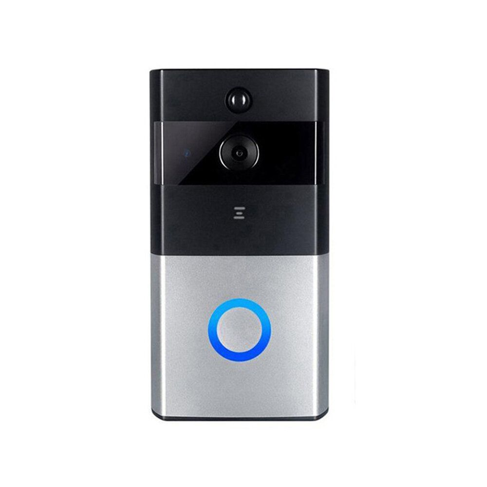 NTG US$34.32 Bakeey 720P HD Wireless Wifi Intelligent Night Vision  Phone Remote Home Monitoring Video Voice Intercom Visual Doorbell For Smart Home