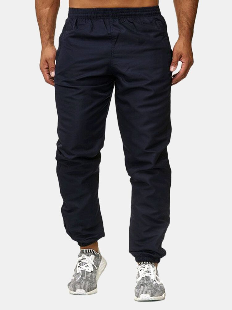 Men's Long Sports Trousers