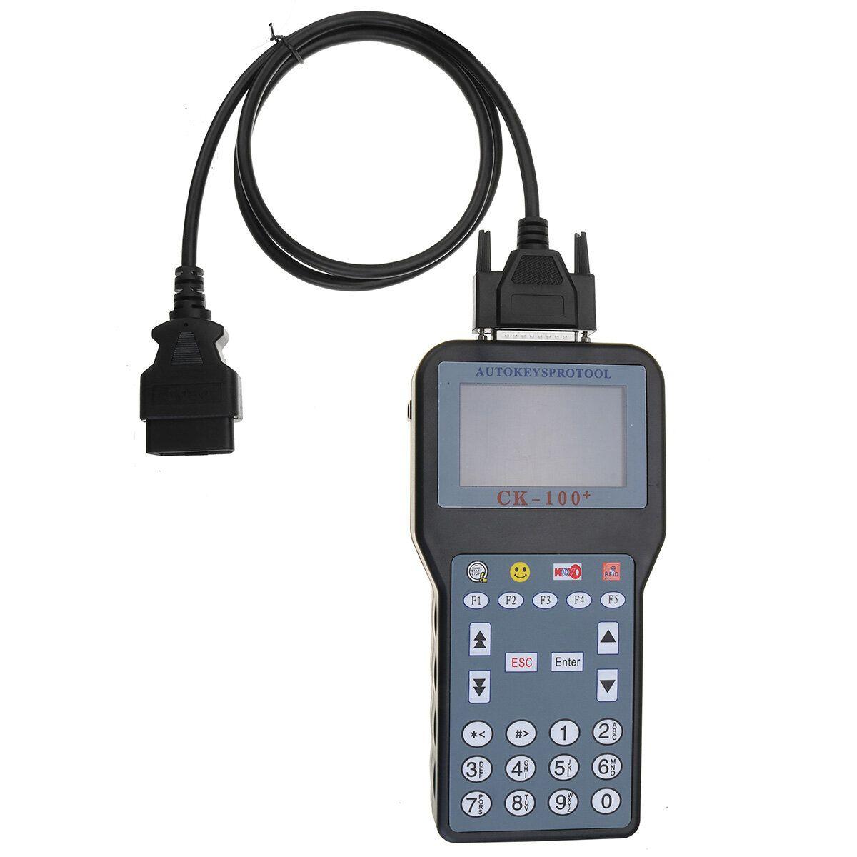 CK 100 V99.99 Car Key Programmer Auto OBD2 Programming Tool No Tokens Limited SBB Upgrade Version