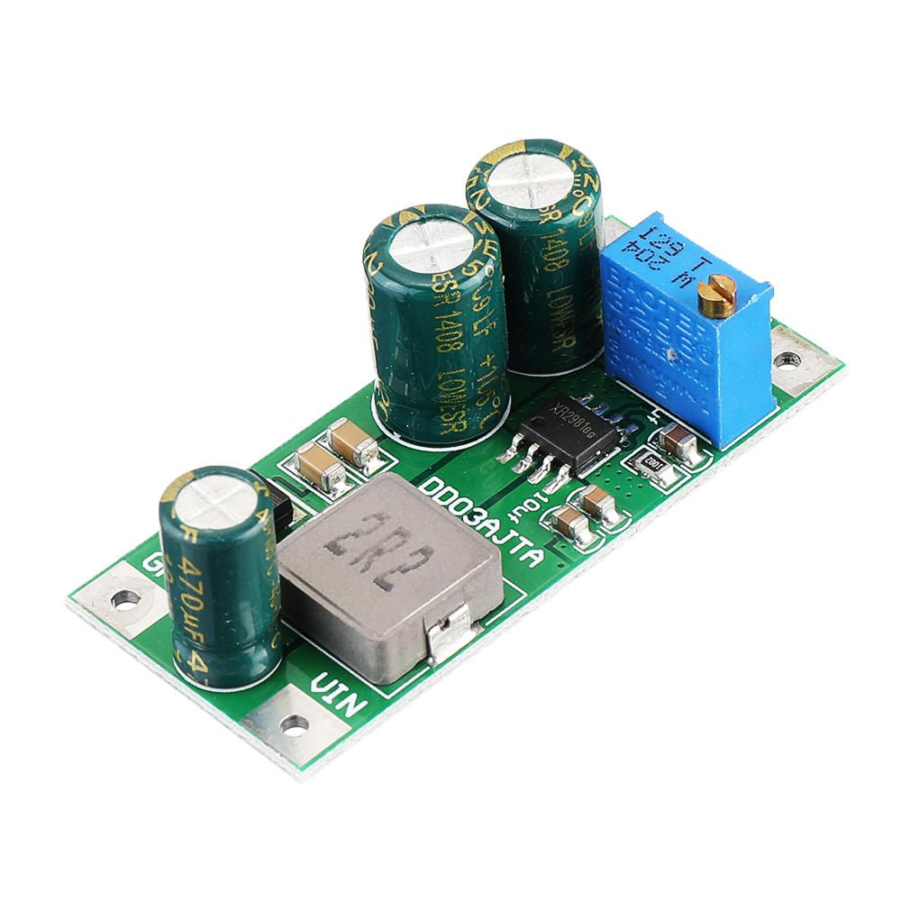 10pcs 30W DC 3V 3.3V 3.7V to 5V 6V 7.5V 9V 10V 12V 14.8V 24V Step Up Module Boost Converter Board for 18650 Lithium Battery DD03AJTA