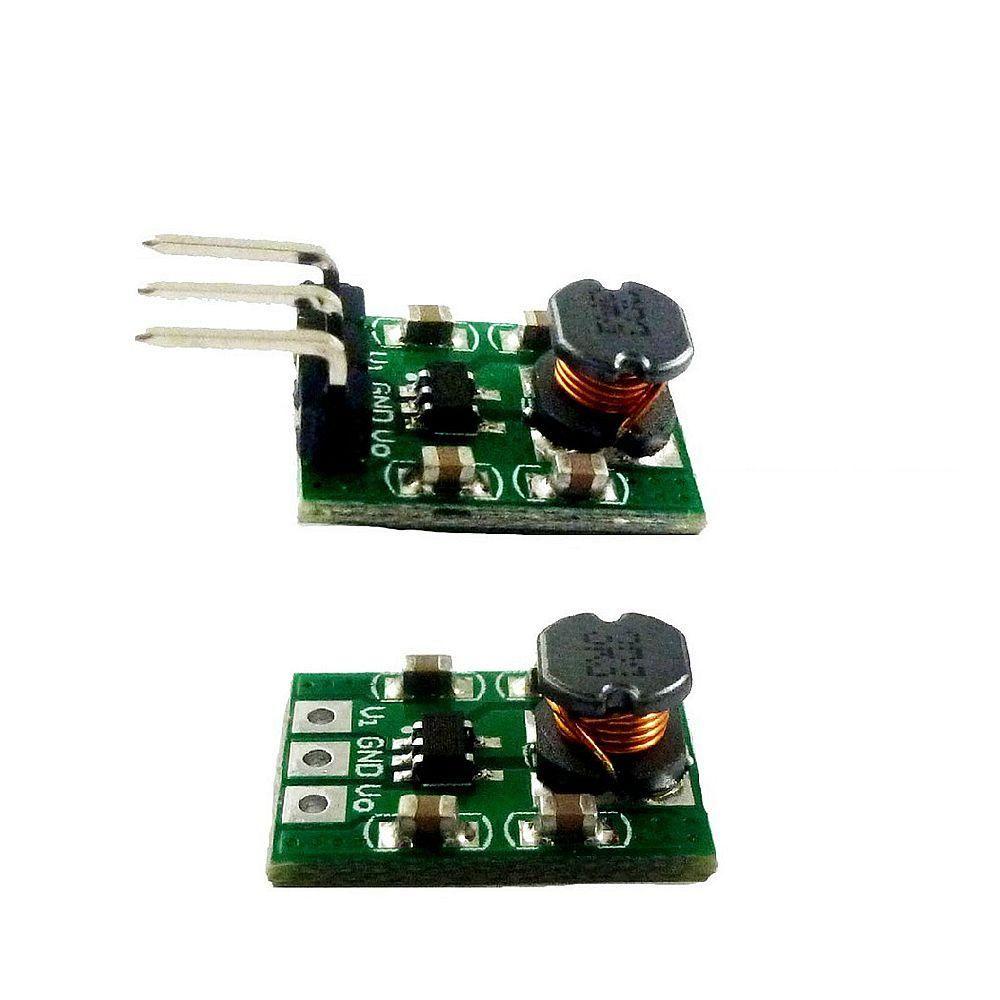 20pcs Mini 2A DC DC Buck Converter 3.3 5.5V to 3.3V Module Step Down Voltage Regulator Module