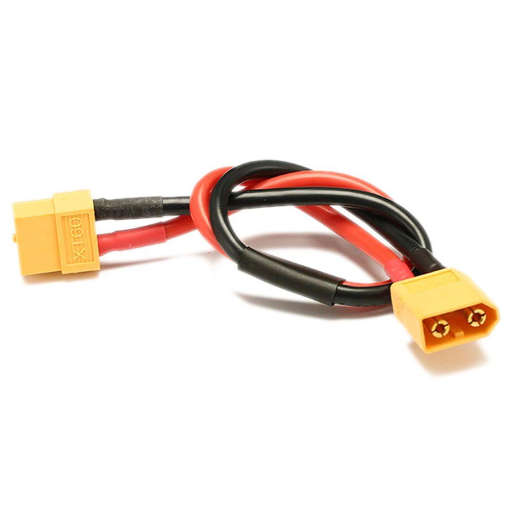 20pcs 30cm Battery ESC XT60 Plug Extension Wire Cable Male Female