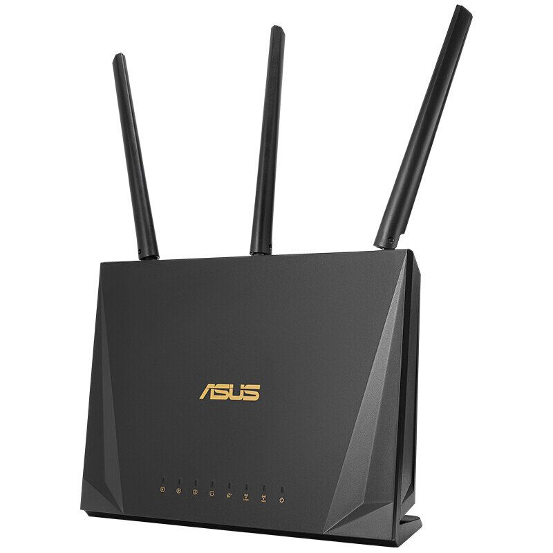 HIM US$191.88 ASUS RT-AC85P Wireless AC2400 Dual-Band Gaming Router with Parental Control support MU-MIMO Dual core CPU WiFi Router