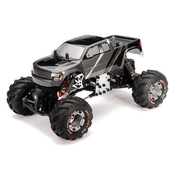 HBX 2098B 1/24 4WD Mini RC Climber/Crawler Metal Chassis