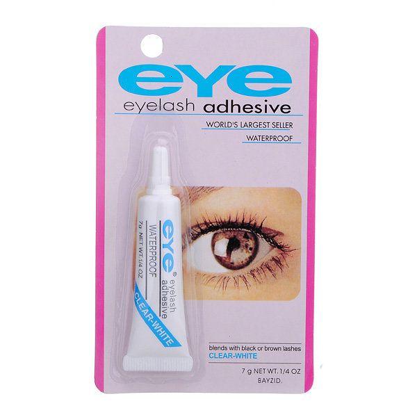 ECZ US$3.90 White Eyelash Glue For False Eyelashs Double Eyelid