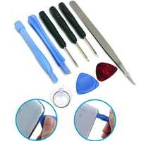 Professional 9 IN 1 Repairing Opening Pry Tool Set Kit For Tablet Cell Phone