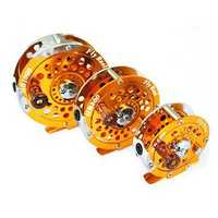 Removable Aluminum Flying Fishing Reels Can Be Swap Left And Right