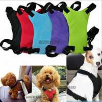 Car Vehicle Auto Seat Safety Belt Puppy Pet Waterproof Oxford