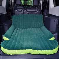 Universal Car Inflatable Mattress Bed Outdoor Travel Air Bed Cushion with Air Pump for SUV