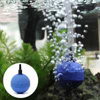Aquarium Fish Tank Air Bubble Stone Globular Aerator Diffuser