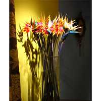 31 Inch Simulation Paradiesvogel Artificial Bird Of Paradise Flower Home Desk Window Deco
